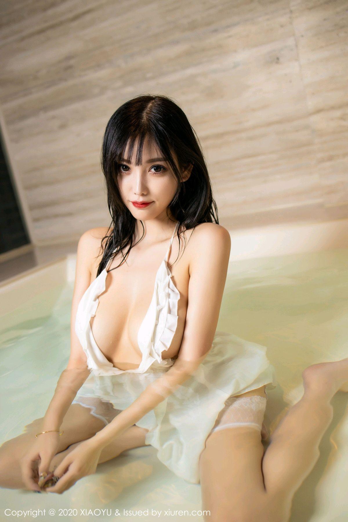 [XiaoYu] Vol.234 Yang Chen Chen 49P, Wet, XiaoYu, Yang Chen Chen