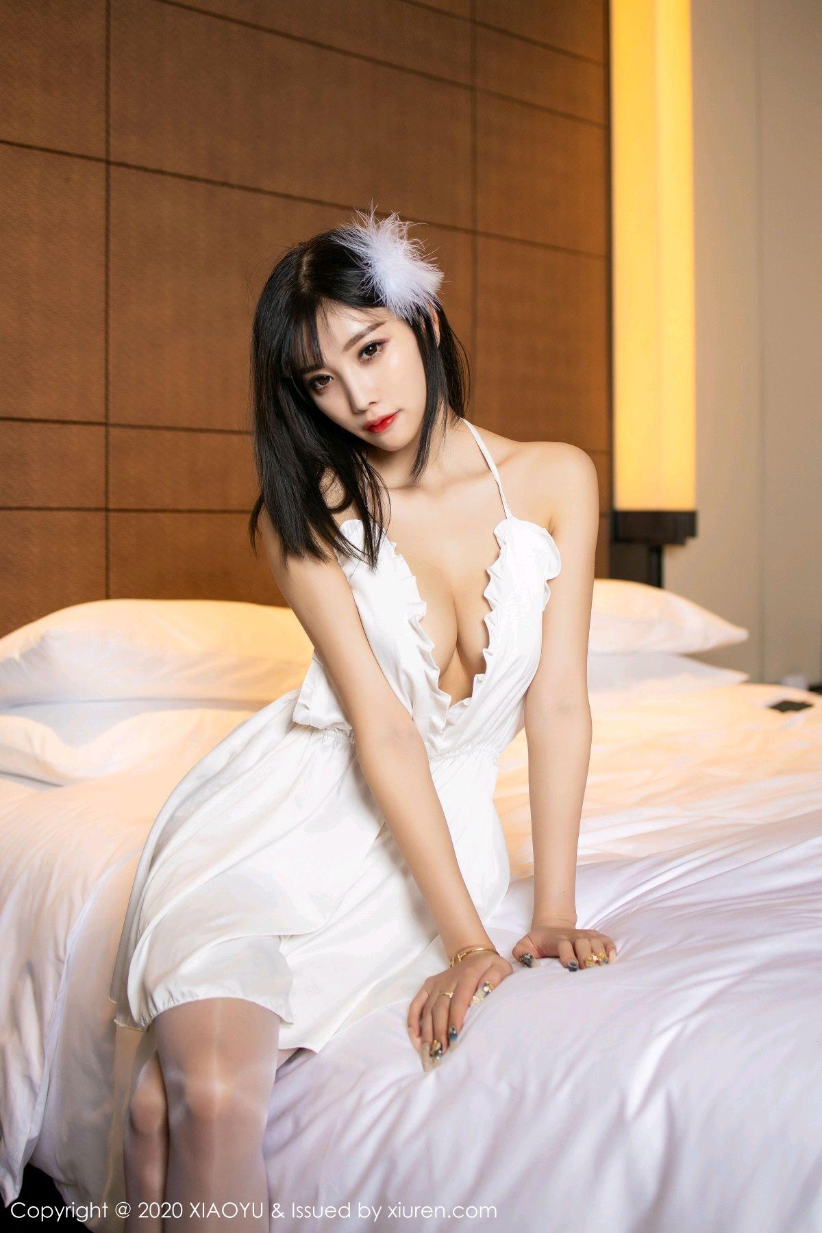 [XiaoYu] Vol.234 Yang Chen Chen 4P, Wet, XiaoYu, Yang Chen Chen