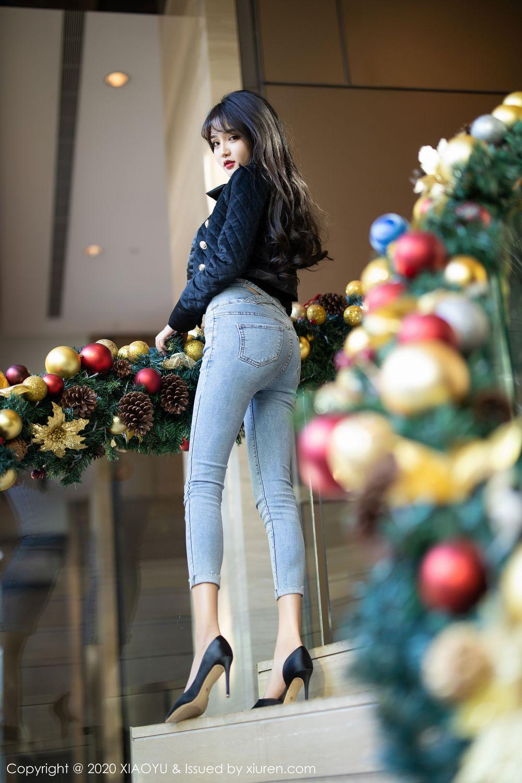 [XiaoYu] Vol.235 Miko Jiang 14P, Miko Jiang, Underwear, XiaoYu