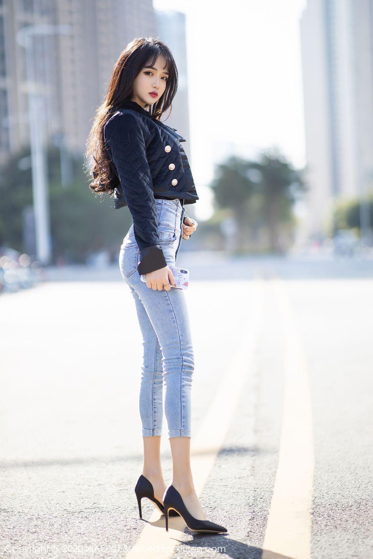 [XiaoYu] Vol.235 Miko Jiang 3P, Miko Jiang, Underwear, XiaoYu