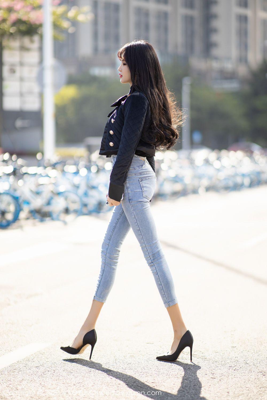 [XiaoYu] Vol.235 Miko Jiang 5P, Miko Jiang, Underwear, XiaoYu