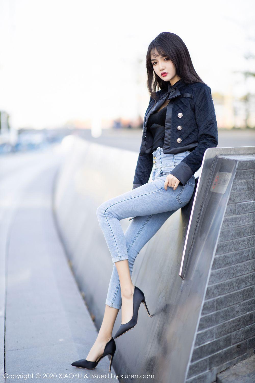 [XiaoYu] Vol.235 Miko Jiang 7P, Miko Jiang, Underwear, XiaoYu
