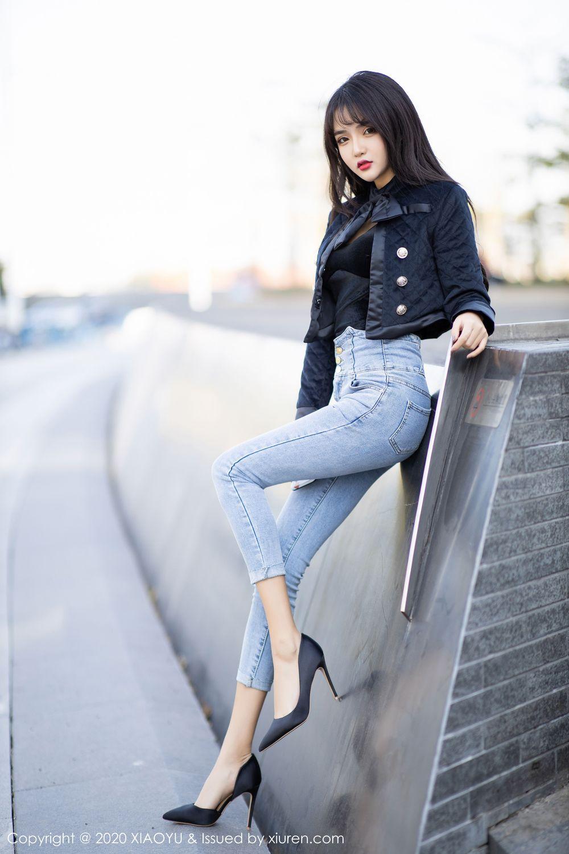 [XiaoYu] Vol.235 Miko Jiang 8P, Miko Jiang, Underwear, XiaoYu