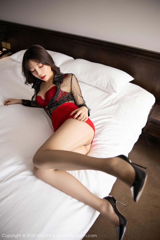 [XiaoYu] Vol.245 Chen Zhi 40P, Big Booty, Black Silk, Chen Zhi, XiaoYu