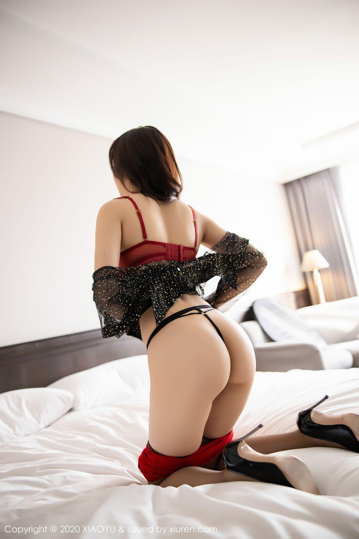 [XiaoYu] Vol.245 Chen Zhi 78P, Big Booty, Black Silk, Chen Zhi, XiaoYu