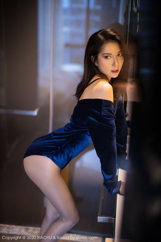 [XiaoYu] Vol.250 Carry 15P, Chen Liang Ling, Tall, Temperament, XiaoYu