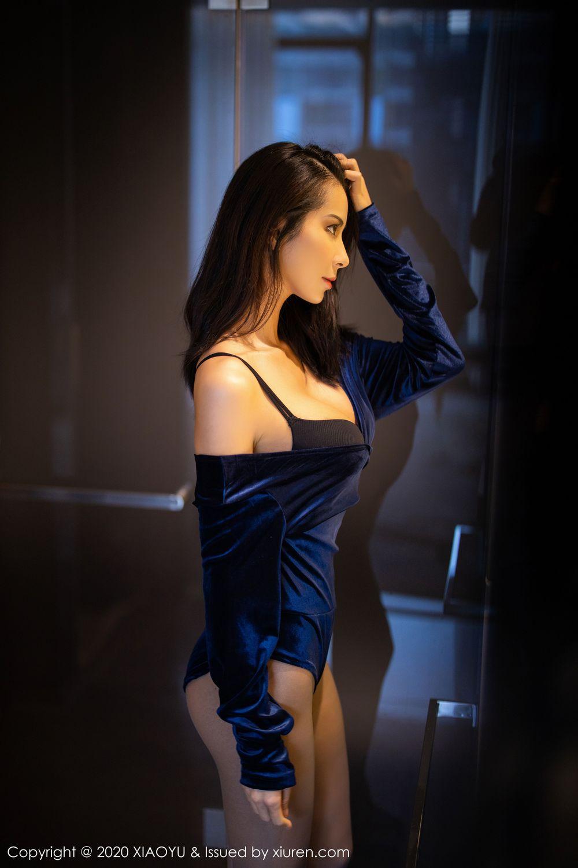[XiaoYu] Vol.250 Carry 19P, Chen Liang Ling, Tall, Temperament, XiaoYu