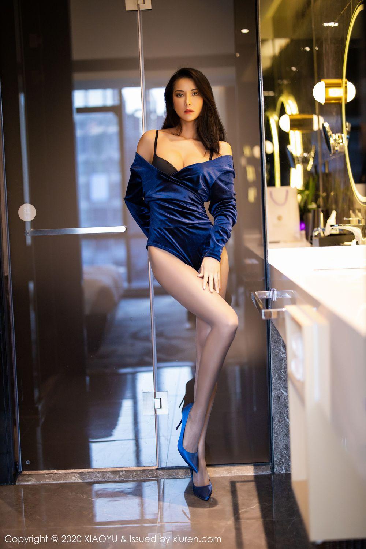 [XiaoYu] Vol.250 Carry 20P, Chen Liang Ling, Tall, Temperament, XiaoYu
