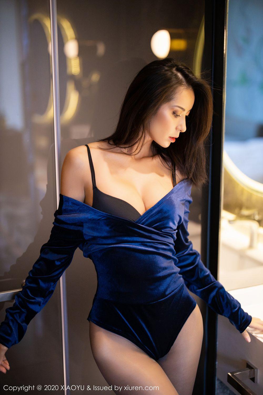 [XiaoYu] Vol.250 Carry 22P, Chen Liang Ling, Tall, Temperament, XiaoYu