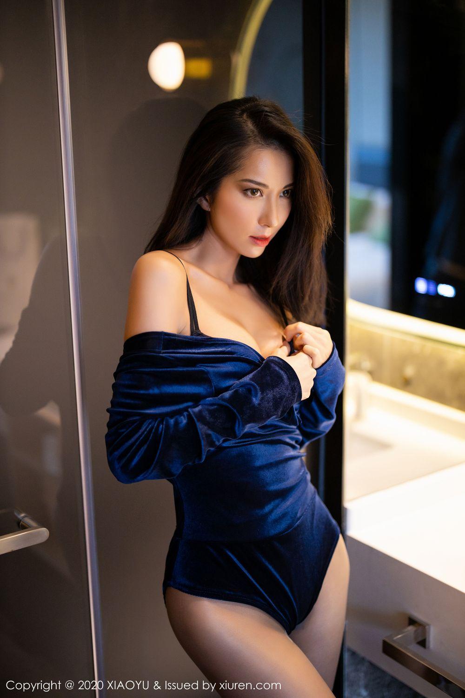 [XiaoYu] Vol.250 Carry 24P, Chen Liang Ling, Tall, Temperament, XiaoYu