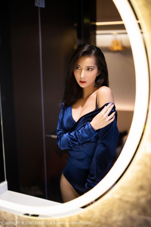 [XiaoYu] Vol.250 Carry 25P, Chen Liang Ling, Tall, Temperament, XiaoYu