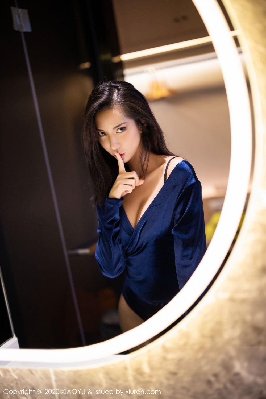 [XiaoYu] Vol.250 Carry 27P, Chen Liang Ling, Tall, Temperament, XiaoYu