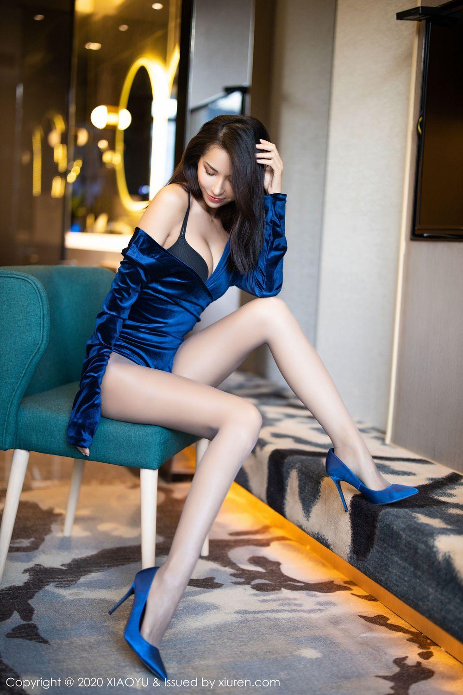 [XiaoYu] Vol.250 Carry 32P, Chen Liang Ling, Tall, Temperament, XiaoYu