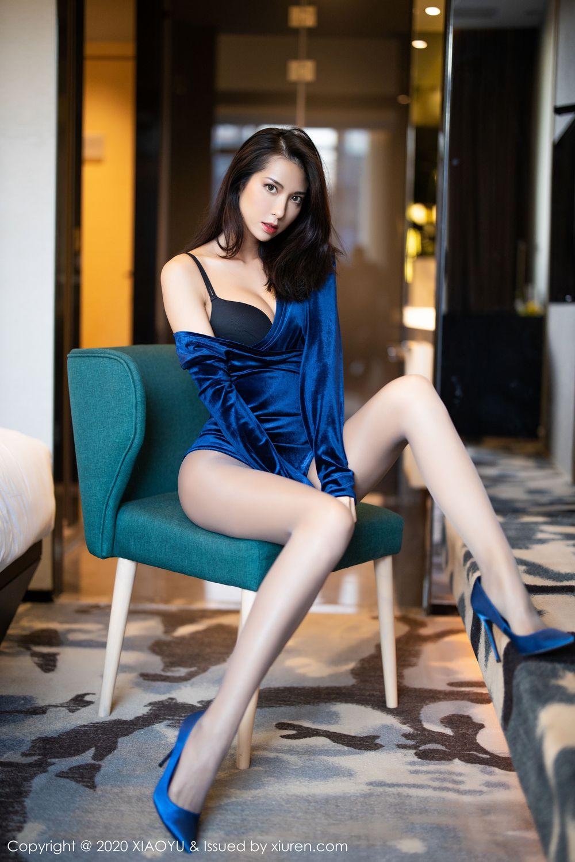 [XiaoYu] Vol.250 Carry 33P, Chen Liang Ling, Tall, Temperament, XiaoYu