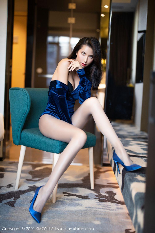 [XiaoYu] Vol.250 Carry 34P, Chen Liang Ling, Tall, Temperament, XiaoYu