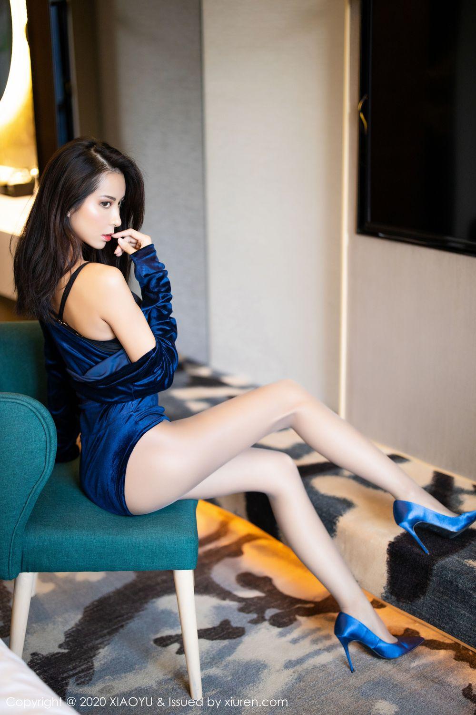 [XiaoYu] Vol.250 Carry 38P, Chen Liang Ling, Tall, Temperament, XiaoYu