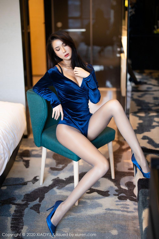 [XiaoYu] Vol.250 Carry 39P, Chen Liang Ling, Tall, Temperament, XiaoYu