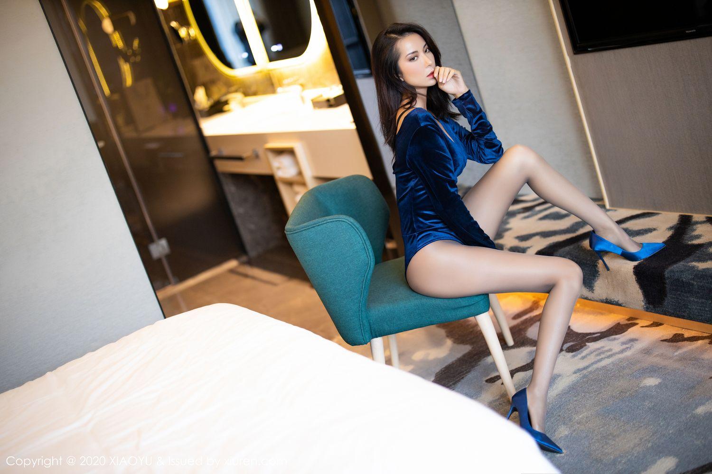 [XiaoYu] Vol.250 Carry 41P, Chen Liang Ling, Tall, Temperament, XiaoYu