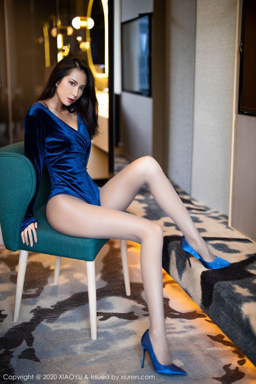 [XiaoYu] Vol.250 Carry 42P, Chen Liang Ling, Tall, Temperament, XiaoYu