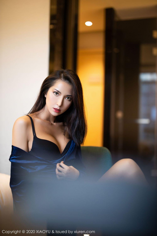 [XiaoYu] Vol.250 Carry 47P, Chen Liang Ling, Tall, Temperament, XiaoYu