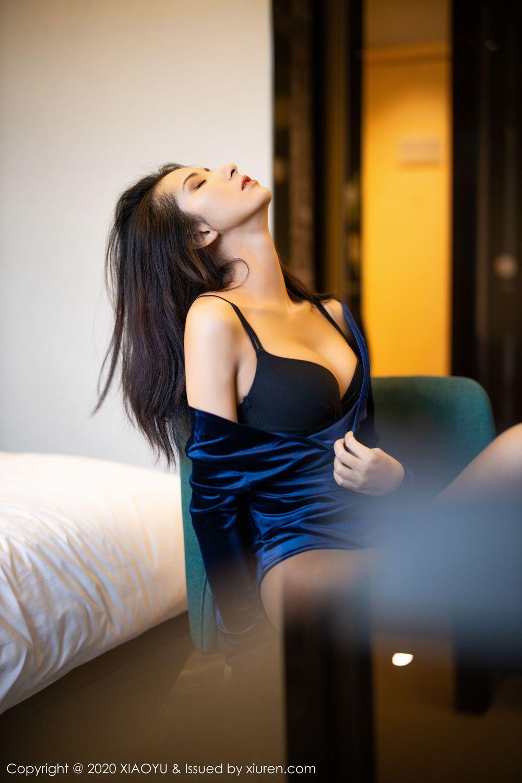 [XiaoYu] Vol.250 Carry 48P, Chen Liang Ling, Tall, Temperament, XiaoYu