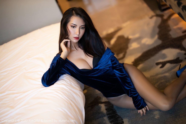 [XiaoYu] Vol.250 Carry 69P, Chen Liang Ling, Tall, Temperament, XiaoYu