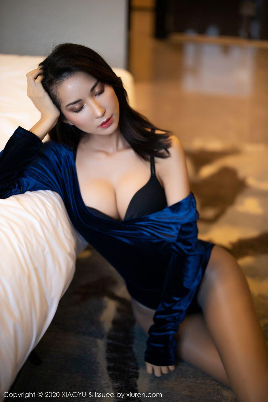 [XiaoYu] Vol.250 Carry 70P, Chen Liang Ling, Tall, Temperament, XiaoYu