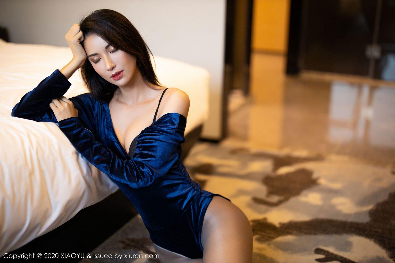 [XiaoYu] Vol.250 Carry 74P, Chen Liang Ling, Tall, Temperament, XiaoYu