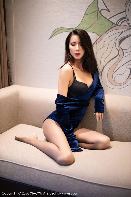 [XiaoYu] Vol.250 Carry 94P, Chen Liang Ling, Tall, Temperament, XiaoYu