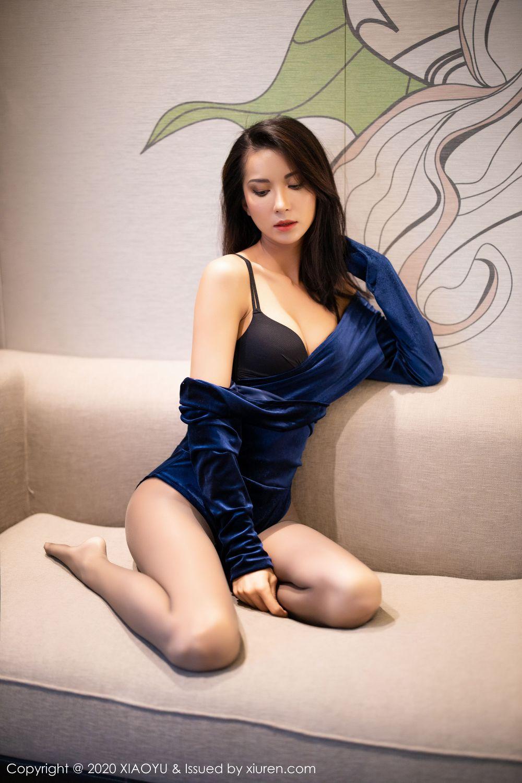 [XiaoYu] Vol.250 Carry 95P, Chen Liang Ling, Tall, Temperament, XiaoYu