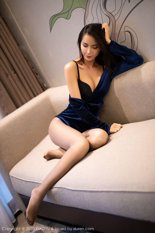 [XiaoYu] Vol.250 Carry 97P, Chen Liang Ling, Tall, Temperament, XiaoYu