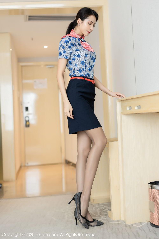 [XiaoYu] Vol.250 Carry 10P, Chen Liang Ling, Tall, Temperament, Uniform, XiaoYu