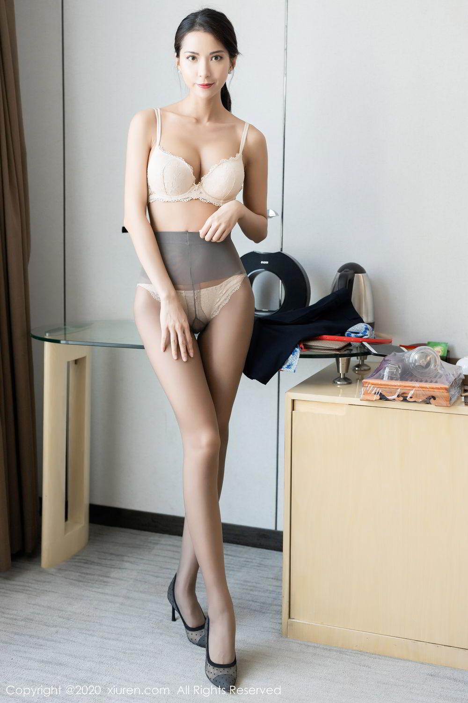 [XiaoYu] Vol.250 Carry 18P, Chen Liang Ling, Tall, Temperament, Uniform, XiaoYu