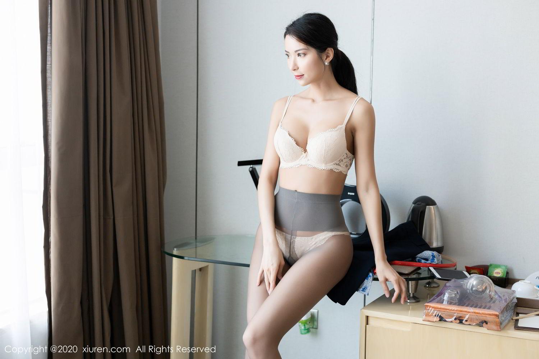 [XiaoYu] Vol.250 Carry 19P, Chen Liang Ling, Tall, Temperament, Uniform, XiaoYu