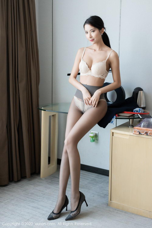 [XiaoYu] Vol.250 Carry 20P, Chen Liang Ling, Tall, Temperament, Uniform, XiaoYu