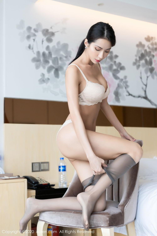 [XiaoYu] Vol.250 Carry 26P, Chen Liang Ling, Tall, Temperament, Uniform, XiaoYu