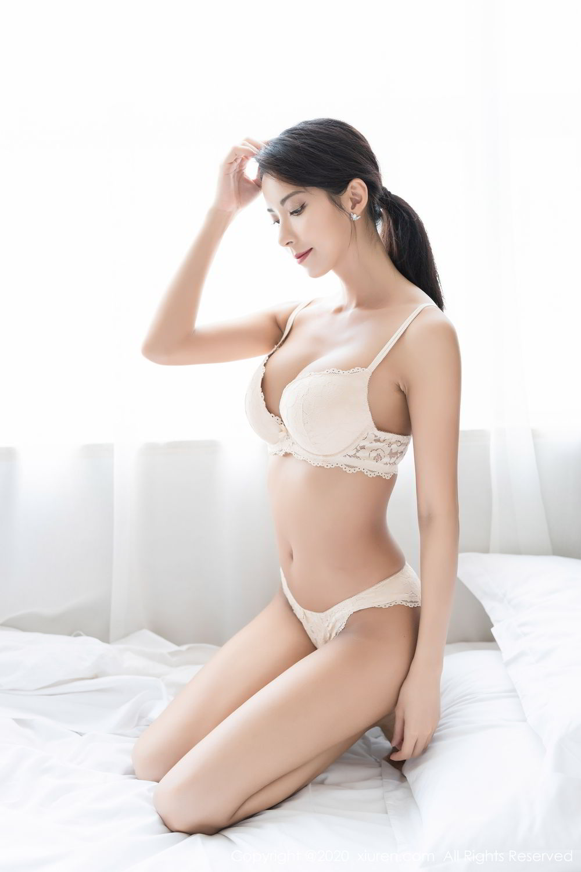 [XiaoYu] Vol.250 Carry 32P, Chen Liang Ling, Tall, Temperament, Uniform, XiaoYu