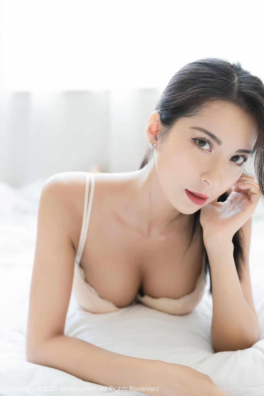 [XiaoYu] Vol.250 Carry 36P, Chen Liang Ling, Tall, Temperament, Uniform, XiaoYu