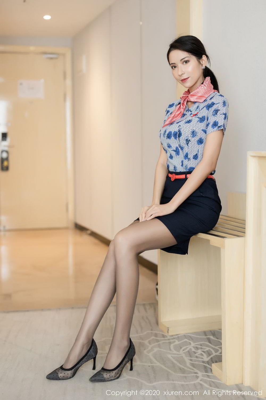 [XiaoYu] Vol.250 Carry 6P, Chen Liang Ling, Tall, Temperament, Uniform, XiaoYu
