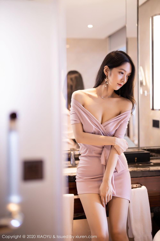 [XiaoYu] Vol.256 Xiao Re Ba 10P, Di Yi, Tall, XiaoYu