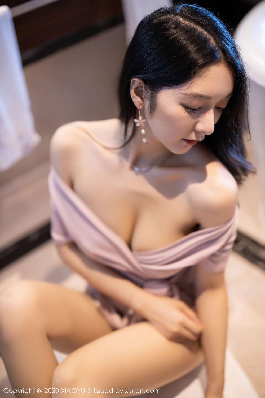 [XiaoYu] Vol.256 Xiao Re Ba 38P, Di Yi, Tall, XiaoYu