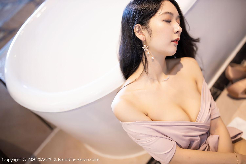 [XiaoYu] Vol.256 Xiao Re Ba 40P, Di Yi, Tall, XiaoYu