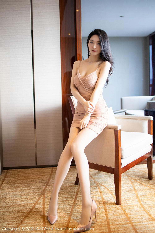 [XiaoYu] Vol.256 Xiao Re Ba 51P, Di Yi, Tall, XiaoYu