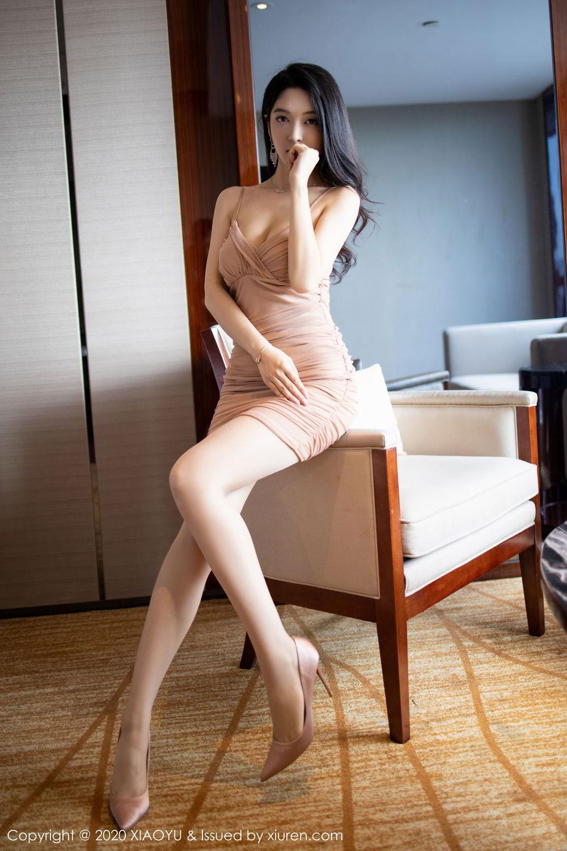 [XiaoYu] Vol.256 Xiao Re Ba 52P, Di Yi, Tall, XiaoYu