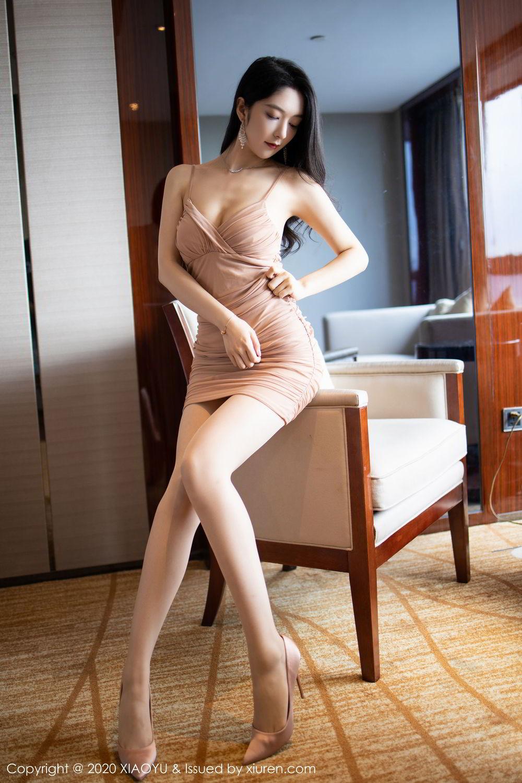 [XiaoYu] Vol.256 Xiao Re Ba 53P, Di Yi, Tall, XiaoYu