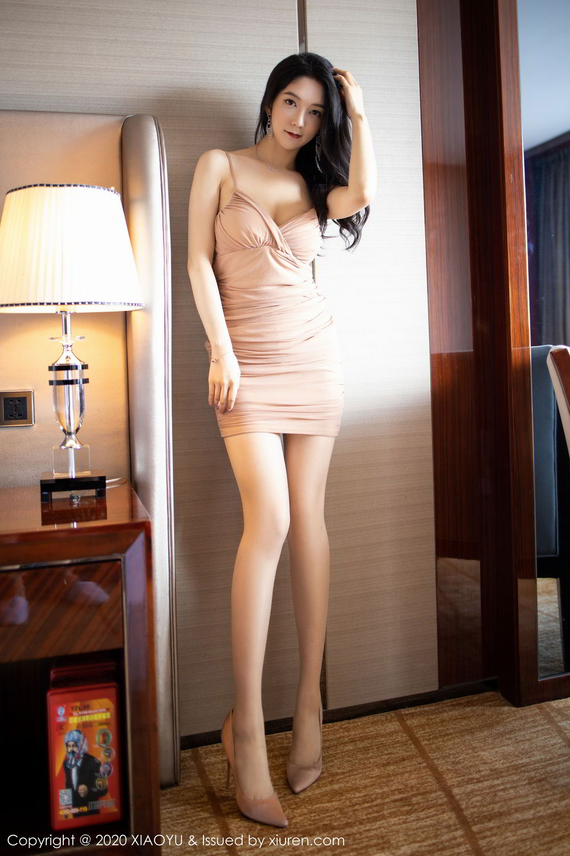 [XiaoYu] Vol.256 Xiao Re Ba 54P, Di Yi, Tall, XiaoYu
