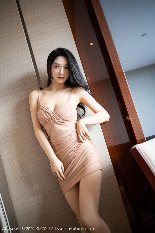 [XiaoYu] Vol.256 Xiao Re Ba 55P, Di Yi, Tall, XiaoYu
