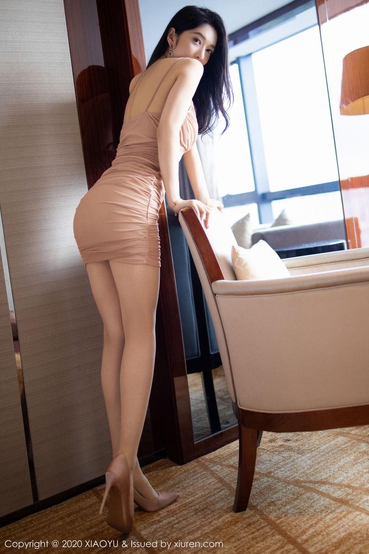 [XiaoYu] Vol.256 Xiao Re Ba 56P, Di Yi, Tall, XiaoYu