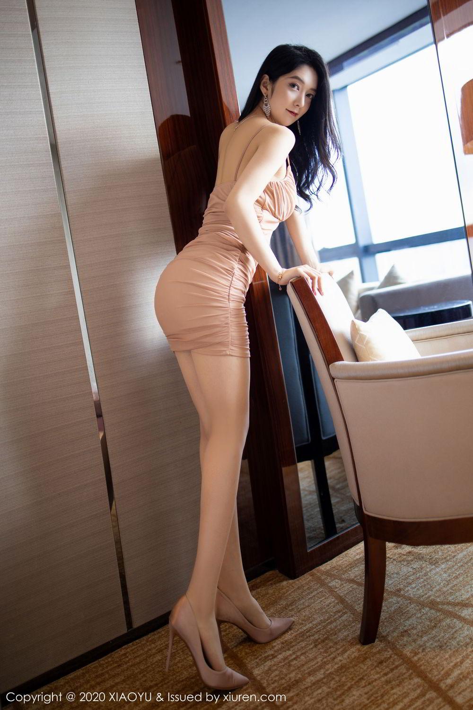 [XiaoYu] Vol.256 Xiao Re Ba 57P, Di Yi, Tall, XiaoYu