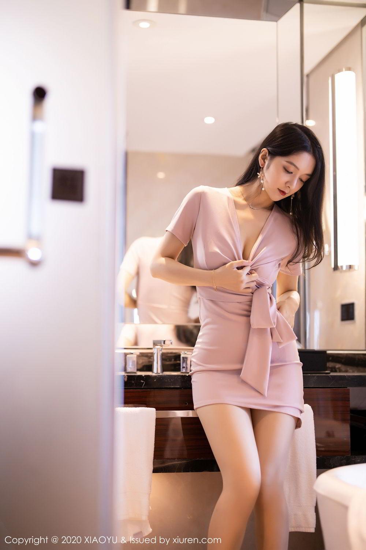[XiaoYu] Vol.256 Xiao Re Ba 5P, Di Yi, Tall, XiaoYu
